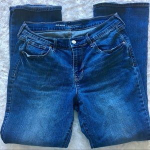 old navy / curvy profile mid-rise 12 short jeans